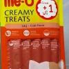 Me-o Creamytreats 4+1 รสปู หนึ่งโหล650รวมส่ง