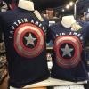 กัปตันอเมริกา สีกรม (Captain America shield CODE:1182)