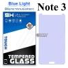 ฟิล์มกระจก Samsung Note3/N9000 (Blue Light Cut)