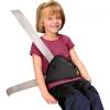 แผ่นครอบ ปรับระดับ เข็มขัดนิรภัยสำหรับเด็ก Brica Seat Belt Adjuster, Gray (สีเทา)