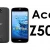 ฟิล์มกระจก Acer Liquid Z500