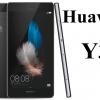 ฟิล์มกระจก Huawei Y3