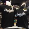 แบทแมน สีดำ (Batman black logo silver V.2)