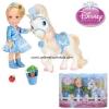 เซ็ทตุ๊กตา Disney Princess 6 inch Toddler Doll and Pony, Cinderella