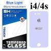 ฟิล์มกระจก iPhone4/4s (Blue Light Cut) (ถนอมสายตา)