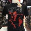 สไปเดอร์แมน สีดำ (Spiderman MARVEL logo black)