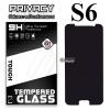ฟิล์มกระจก Samsung S6 (Privacy) (ฟิล์มกันเสือก)