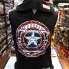 มาเวล แขนกุด-ฮู้ด (Captain america (กล้าม-ฮู้ด) CODE:1228)