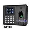 TIP800 บันทึกเวลา 4,390 บาท (ราคารวม VAT 4,698) มีแบตสำรองไฟ LAN แถมฟรีขาตั้งเครื่อง