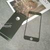 ฟิล์มกระจก iPhone6/6s 2in1 สีดำ