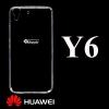เคส Huawei Y6 ซิลิโคน สีใส
