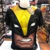 วูฟเวอรีน สีดำ (Wolverine black)