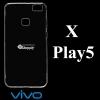 เคส Vivo Xplay 5 ซิลิโคน สีใส