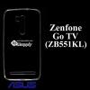 เคส Zenfone Go TV (ZB551KL) ซิลิโคน สีใส