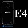 เคส Moto E4 ซิลิโคน สีใส