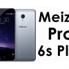 ฟิล์มกระจก Meizu Pro 6s Plus
