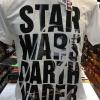 สตาร์วอร์ สีขาว (Starwars darth vader white)