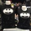แบทแมน สีดำ (Batman black logo white)