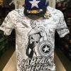 กัปตันอเมริกา (Captain America white and black CODE:1395)