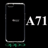 เคส Oppo A71 ซิลิโคน สีใส
