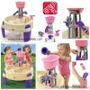 ชุดโต๊ะเล่นน้ำ Step2 Girl's Big Splash Waterpark, Pink-Purple