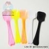 SP ช้อนไอศกรีมยาว 25 คัน (มีหลายสี)