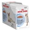 อาหารแมวแบบเปียก Royal Canin Ultra light 18โหล6700รวมส่ง