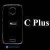 เคส Moto C Plus ซิลิโคน สีใส