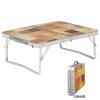 โต๊ะพับ Coleman Natural Mosaic MINI Table