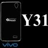 เคส Vivo Y31 ซิลิโคน สีใส