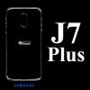 เคส Samsung J7 Plus ซิลิโคน สีใส