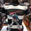 กันดั้ม ขาวดำ ผ้า premium SCUBA (Gundam Sword CODE:1219)