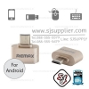 Remax RA-OTG USB สีทอง