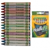 สีเทียน รุ่นเมทัคลิค ขนาดมาตราฐาน Crayola Metallic FX Crayons 16 ct.