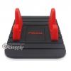 แท่นวางมือถือ Proda Portable Car Holder Phone Holder สีแดง
