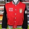 ไอรอนแมน เสื้อแจ็คเก็ตกันหนาว (Ironman Red CODE:1006)