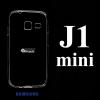 เคส Samsung Galaxy J1mini ซิลิโคน สีใส