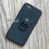 เคส iPhone 7 เพชรล้อมแหวนหมี สีดำ BKK