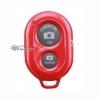 รีโมทบลูทูธชัตเตอร์ Bluetooth Remote Shutter สีแดง