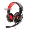 หูฟัง OKER X2 สีแดง