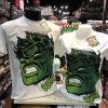 เดอะฮักล์ สีขาว (Hulk Angry face white CODE:1257)