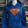 ซุปเปอร์แมน เสื้อกันหนาวฮู้ด (Superman blue)