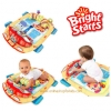 เพลแมท Bright Starts Tummy Cruiser Prop and Play Mat