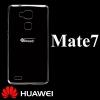 เคส Huawei Mate7 ซิลิโคน สีใส