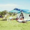 Coleman Oasis Tent Turquoise