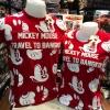มิกกี้เมาส์ (Mickey Mouse Bangkok Red CODE:1071)
