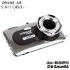 กล้องติดหน้ารถยนต์ Ecar A8