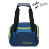 กระเป๋าเก็บความเย็น IGLOO DUFFEL SML BRITE AST 6P BLUE