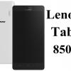 ฟิล์มกระจก Lenovo Tab 3 850M