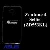 เคส Zenfone 4 selfie (ZD553KL) ซิลิโคน สีใส